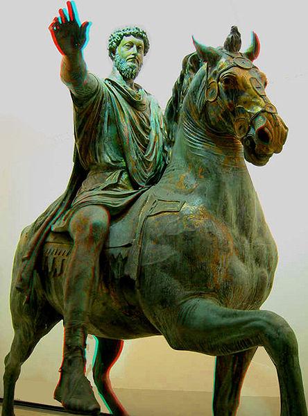 marcus aurelius horse