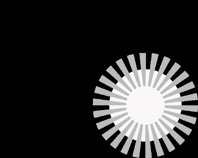 radial shape