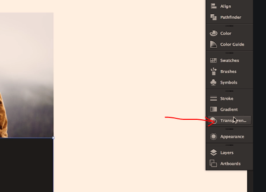 Adobe Transparency