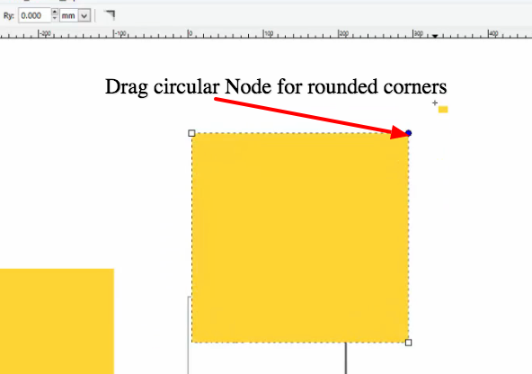 inkscape rounded rectangle corners